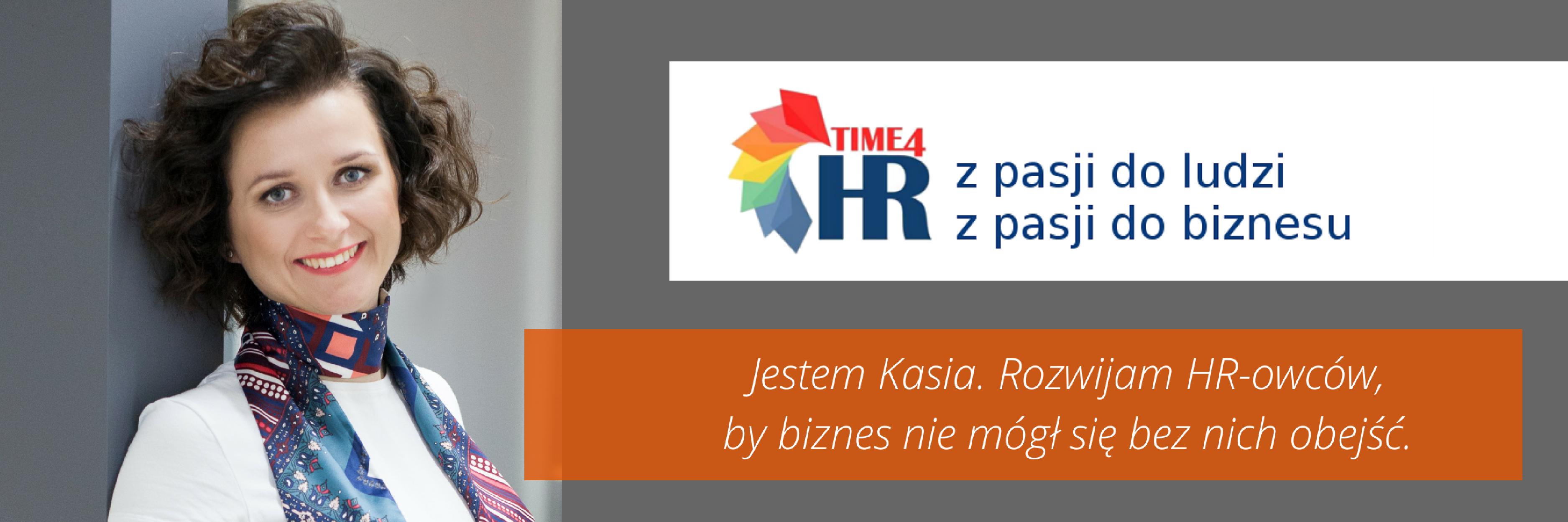 Time4HR Katarzyna Bogusz-Przybylska